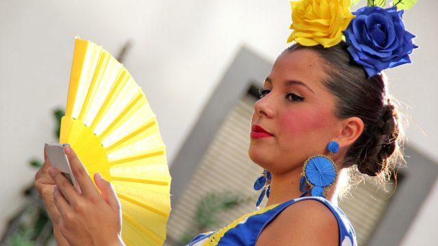 Ronda's Feria de Pedro Romero 2015 opens with colourful parade