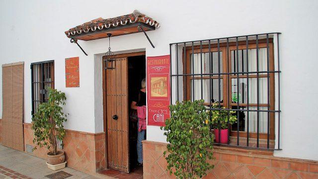 Restaurante Rincon del Cani