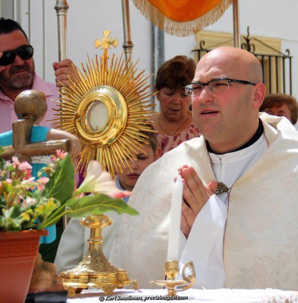 Corpus Christi, Jimera de Líbar