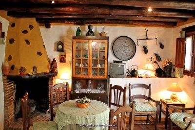 Casa El Relojero, Benadalid