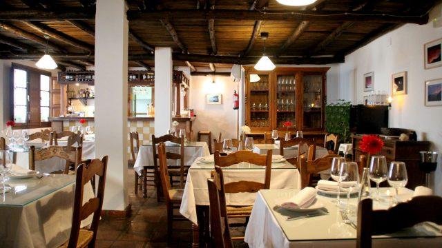 Restaurante Hotel Inz-Almaraz