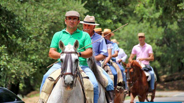 FOTOS: I Romería de San Juan – Valle de Genal