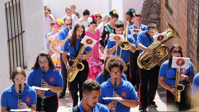 Feria San Miguel, Benarrabá