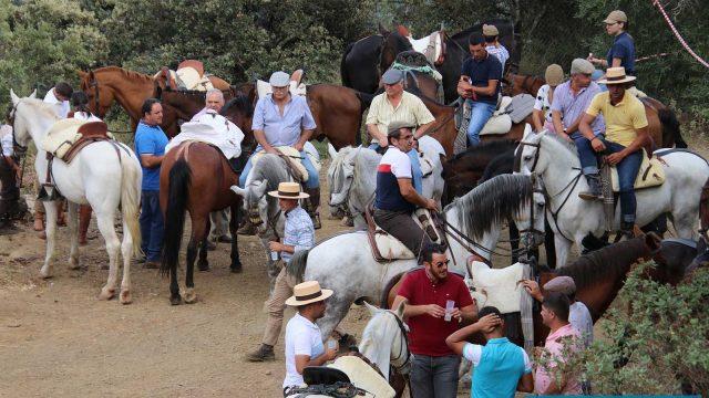 Concurso de carreras de caballo – Feria de Algatocin