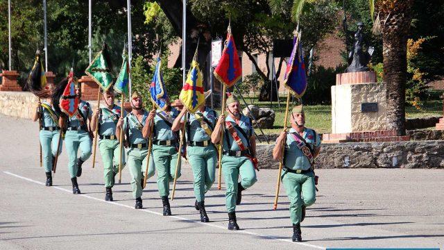 Jura de Bandera – La Legión de Ronda