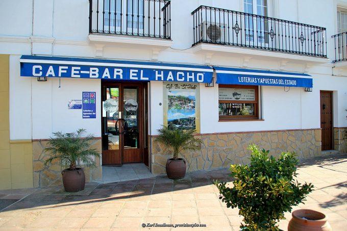 Café-Bar El Hacho