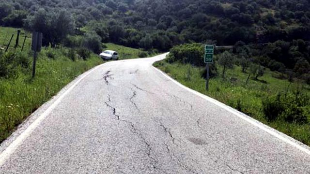Contract awarded for €3.4 million road improvement works between Sierra de Cádiz and Serrania de Ronda