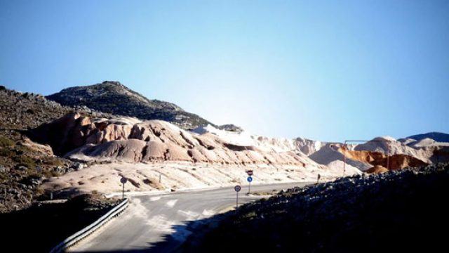 Serranía de Ronda: Sus rocas y minerales – Mármol