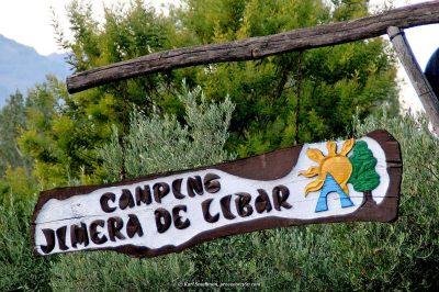 Camping Jimera de Líbar