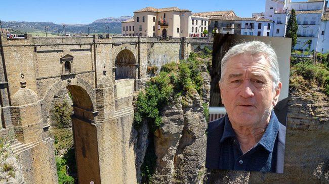 Doppelgängers in Andalucía: Robert de Niro's waiting… in Ronda?