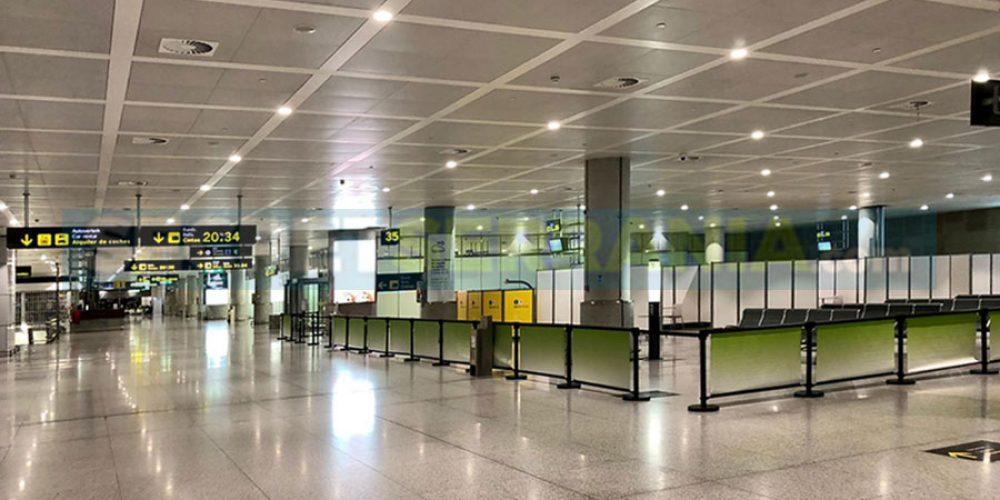 EXCLUSIVE: New COVID-19 control zones at Spain's Malaga-Costa del Sol Airport