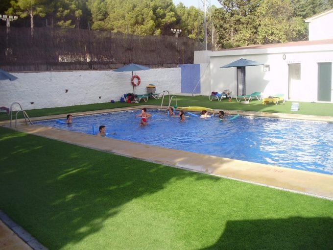 Municipal Swimming Pool