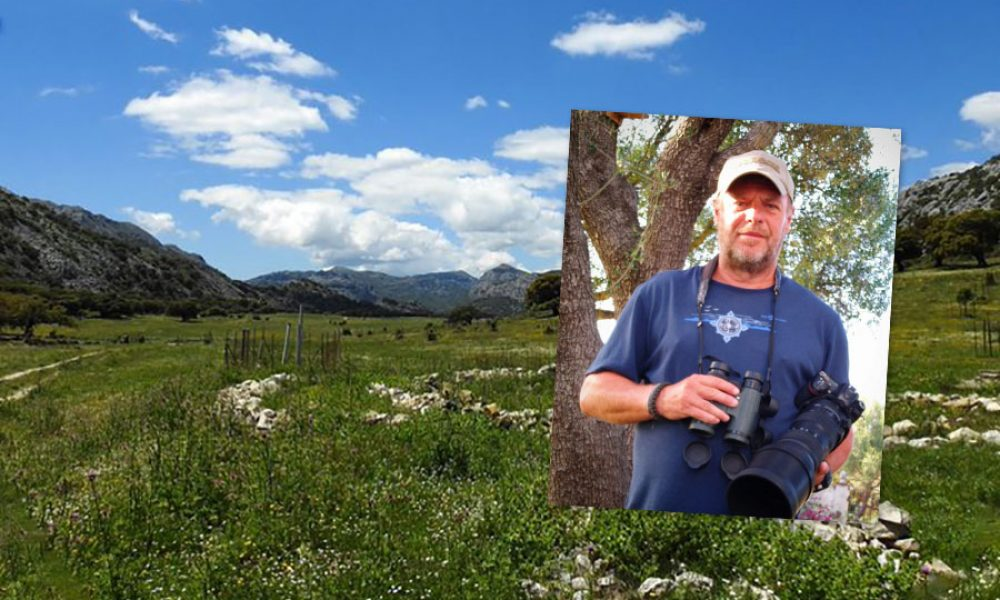 Andalucia Bird Society appoint new conservation officer