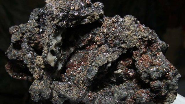 Serranía de Ronda: Sus rocas y minerales – Pirrotina