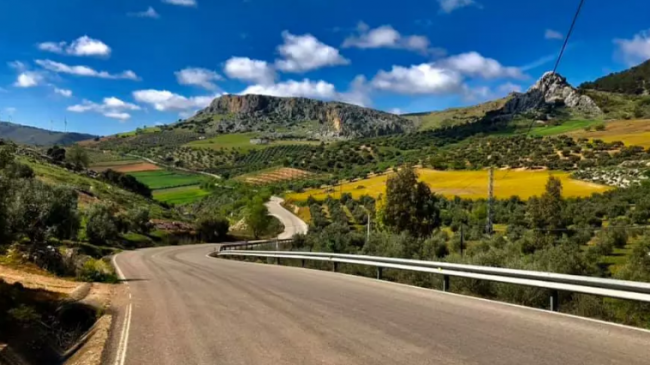 Road cycling holidays in Spain