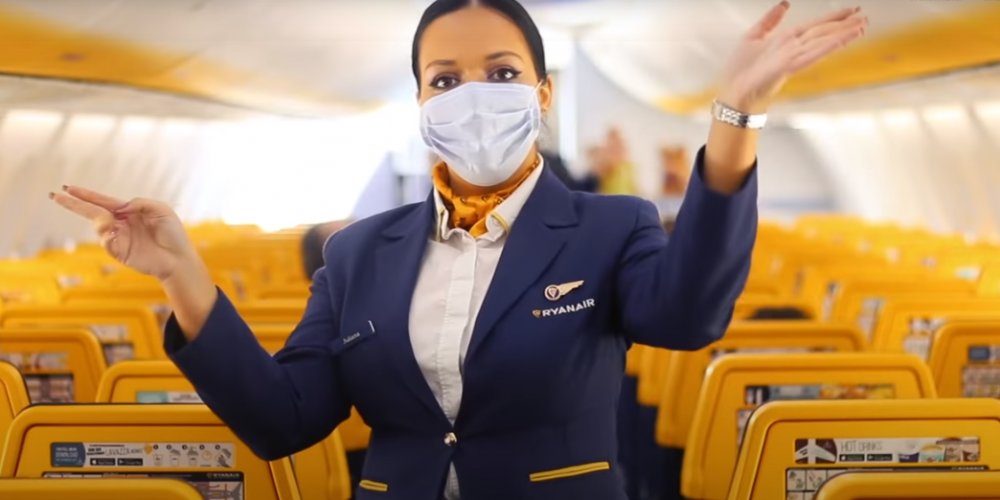 COVID-19: Low-cost airline Ryanair calls on the Irish and UK Government to drop their 'unimplementable and ineffective' 14-day quarantine measures