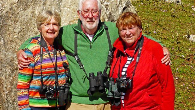 Peter Jones – Birding and Wildlife Guide