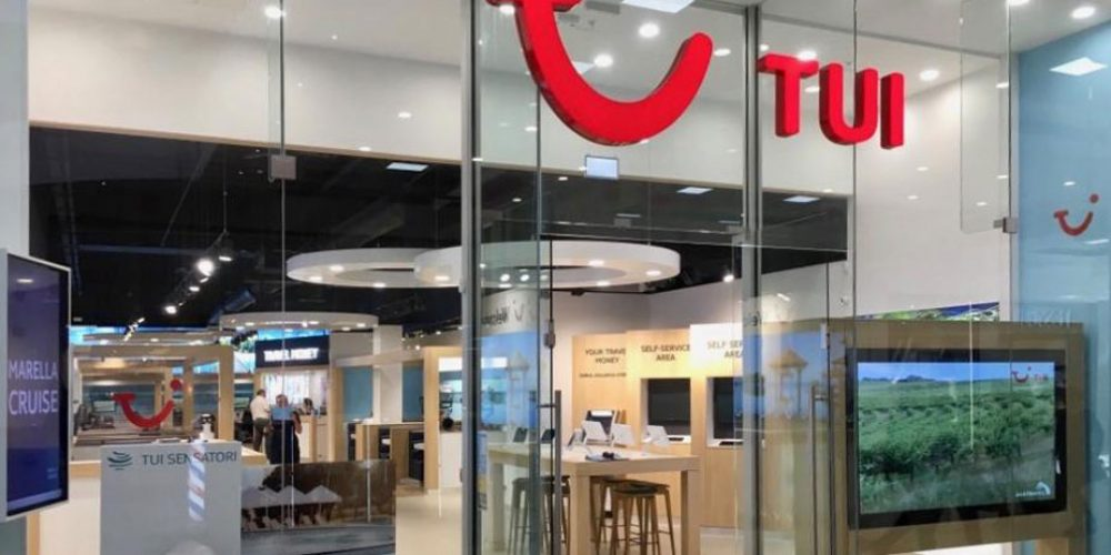 UK travel giant TUI to close 166 stores in wake of COVID-19 crisis