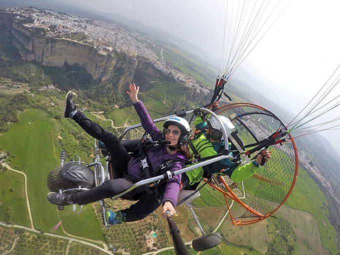 Volar Andalucia