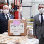 COVID-19: La Junta de Andalucía invierte 120 millones de euros en equipos de protección