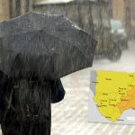 Weather Warnings – 26 November 2020 – Serranía de Ronda