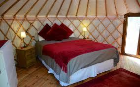 The Orange Yurt