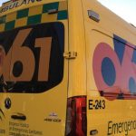 Two children and two adults injured in a traffic accident in Parauta