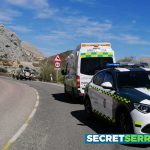 Motorcyclist dies after an accident on the A-369 between Ronda and Gaucín