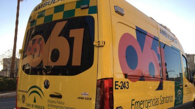 Dos menores y dos adultos heridos en un accidente de tráfico en Parauta