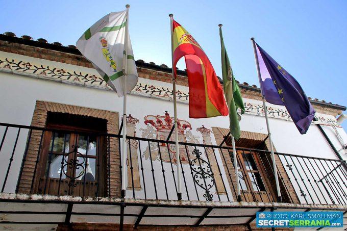 Town Hall – Benalauría
