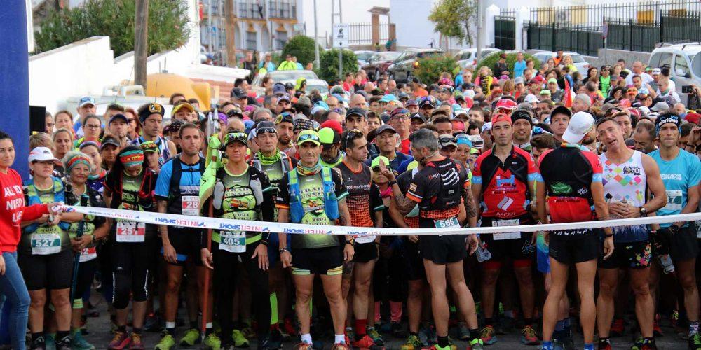 BENAOJÁN: IX Trail Race Marcha Cueva del Gato
