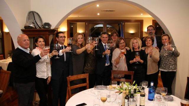 ASCARI: Rotary Club of Ronda-Serrania dinner