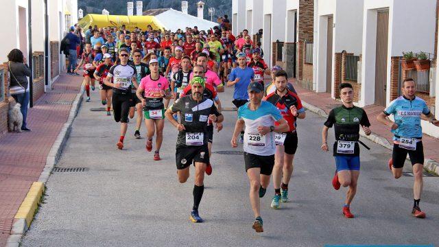 MONTEJAQUE: V San Valetine's Trail Race 2020