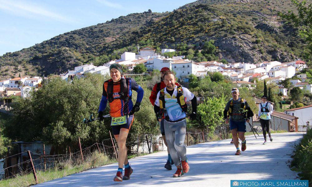 SERRANÍA DE RONDA: 100 Mile Sierras del Bandolero Trail Race 2020