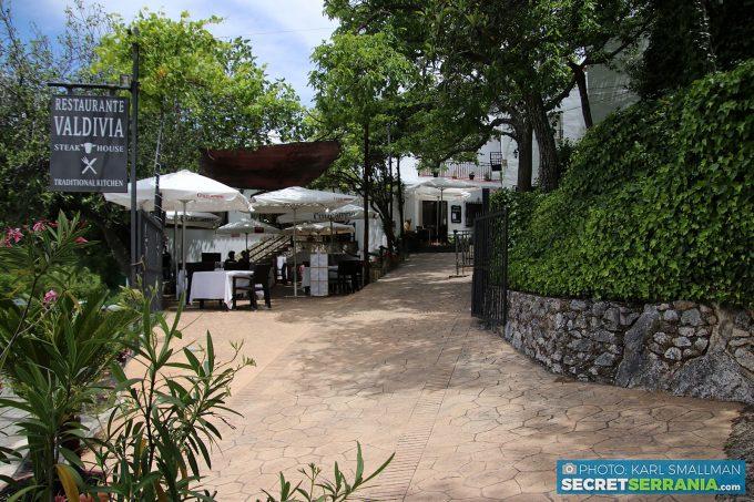 Restaurante Venta Valdivia