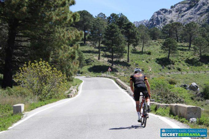 Andalucian Cycling Experience. www.andaluciancyclingexperience.com Foto: Secret Serrania