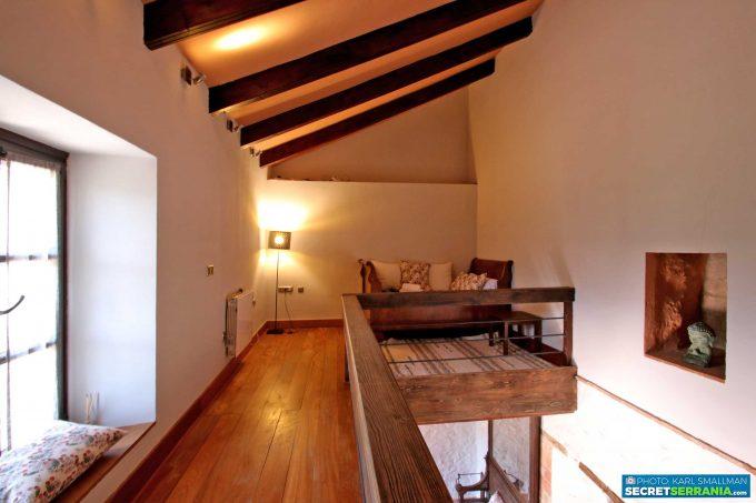 Casa Rural La Torre - Finca Alfacara - Benalauría