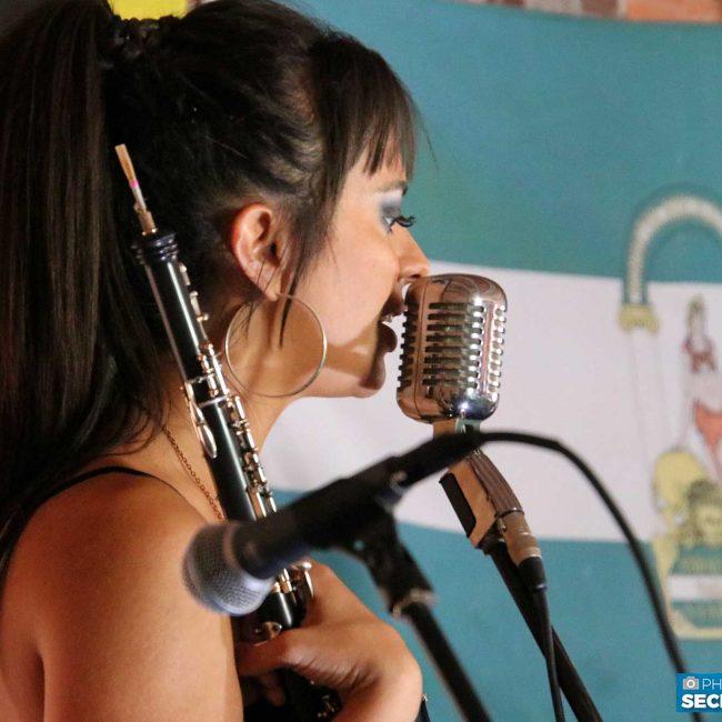 Iris Nieto in Concert, Gaucín