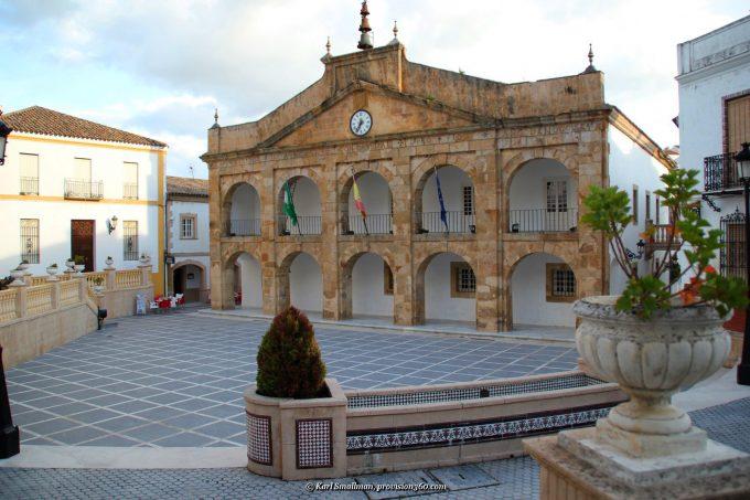 Town Hall – Cortes de la Frontera