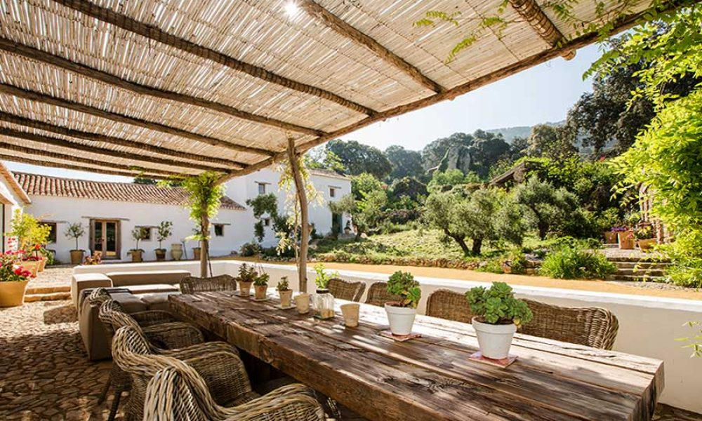 Forest bathing, mindfulness with donkeys and natural wines feature at the reopening of La Donaira