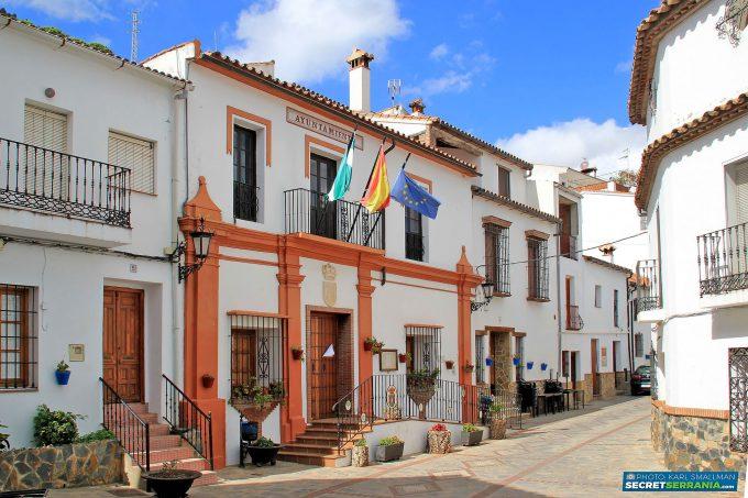 Town Hall – Benarrabá