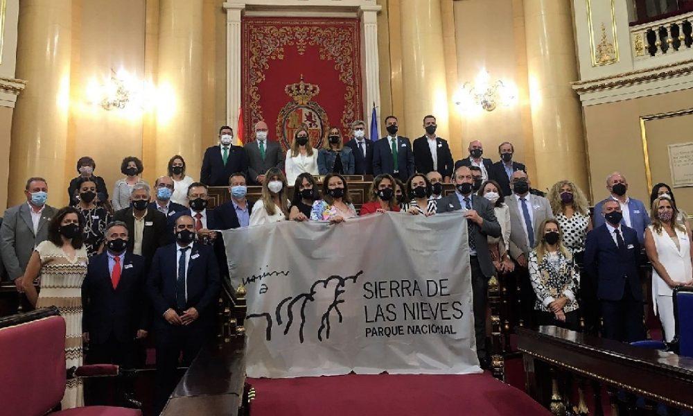Parque Nacional de Sierra de las Nieves: Andalucía ya cuenta oficialmente con tres parques nacionales