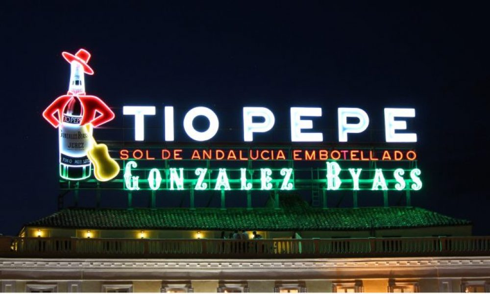 Tio Pepe sherry Spain