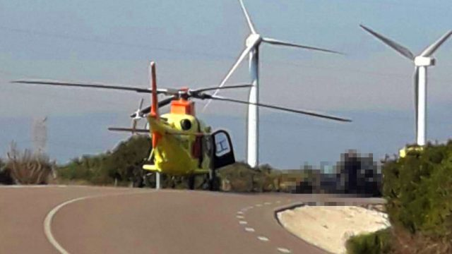 One dead and one seriously injured in head-on crash on A377 between Gaucín and the Costa del Sol