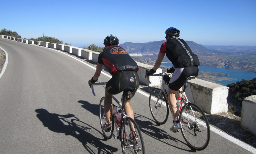 When is the best time for a cycling holiday in Spain?