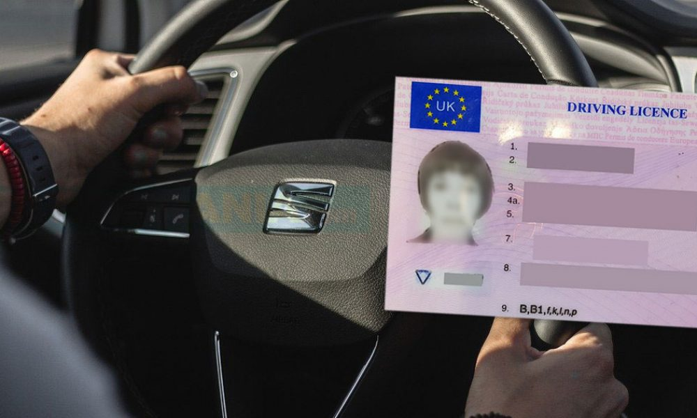 Brits in Spain get access to new system to exchange UK driving licence for a Spanish one from TODAY