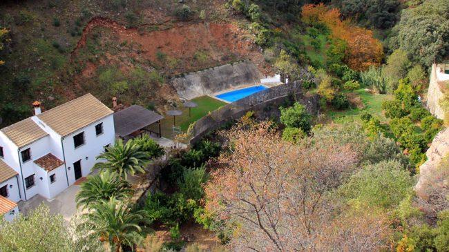El Molinillo Rural House