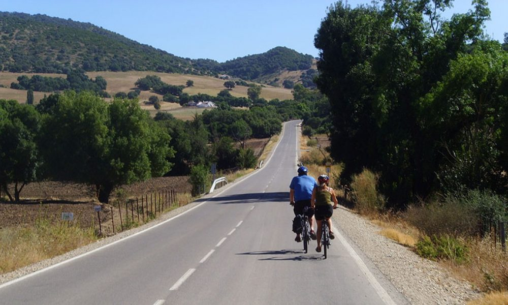 ON YER BIKE! An introduction to Cycle Touring in Spain