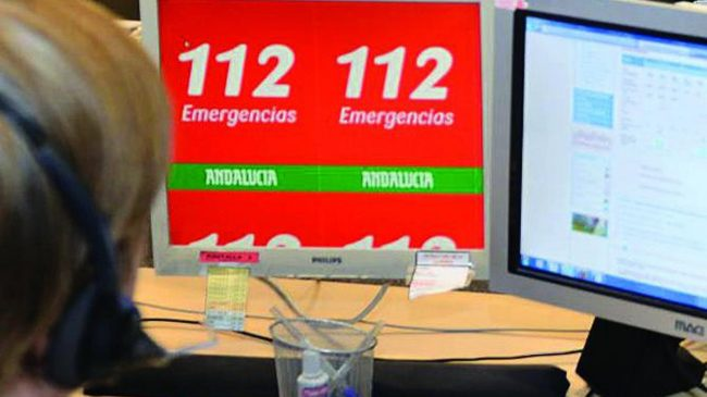 Emergencies 112 Andalucia