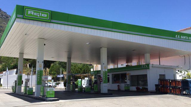 Santa Isabel Petrol Station